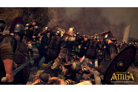 Download Total War: ATTILA Full PC Game
