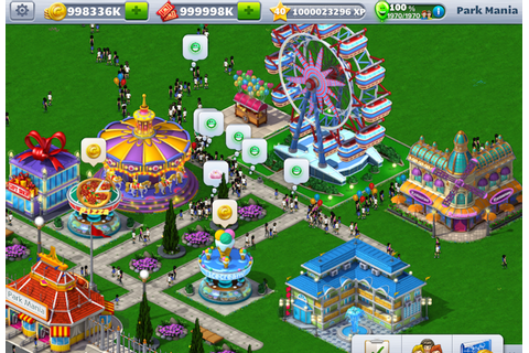 RollerCoaster Tycoon 4 Mobile - Download gratis ...