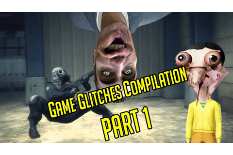 Funny Game Glitches - Try Not to Laugh - Compilation Part ...