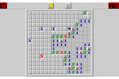 #168 Minesweeper « Pong and Beyond