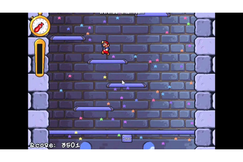 Retro Games - Icy Tower (2001) [Download Link in ...