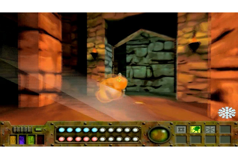 Disneys Atlantis : Search for the Journal PC Game Review ...