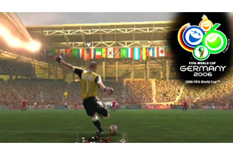 FIFA World Cup: Germany 2006 ... (PS2) - YouTube