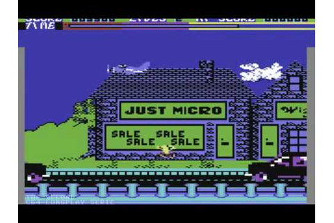 C64 Longplay - Potty Pigeon - YouTube