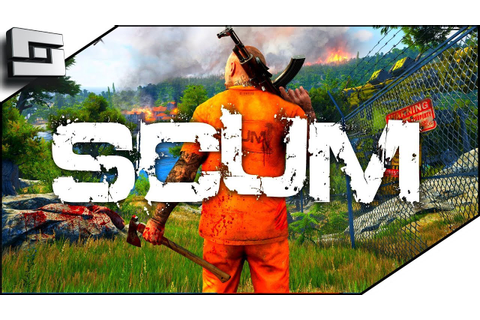 Another Zombie Game! SCUM Gameplay! - YouTube