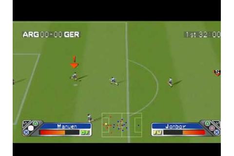 Super Shot Soccer sur Qwant Games