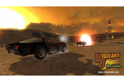 Vigilante 8: Arcade announced for Xbox 360 Live Arcade