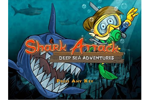 Adventure Game - Shark Attack Gameplay With Direct ...