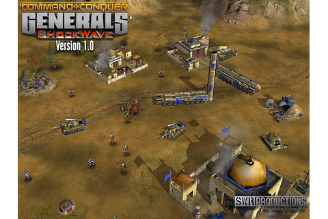 Comment installer un mod command and conquer generals ...