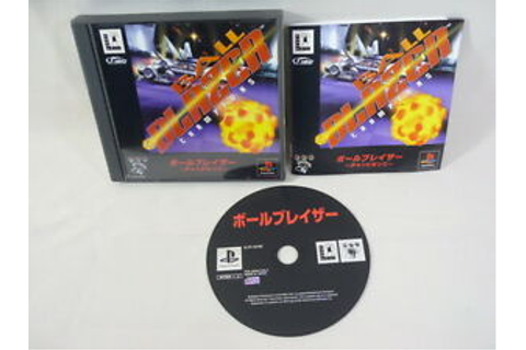 BALL BLAZER Champions Playstation Import JAPAN Video Game ...