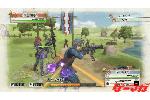 Senjou No Valkyria: Gallian Chronicles… | chokocat