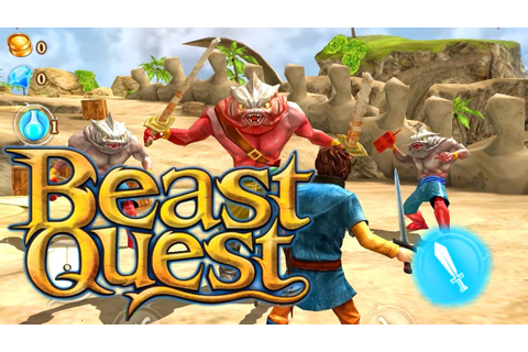 Beast Quest [Android / iOS] Gameplay (HD) - YouTube