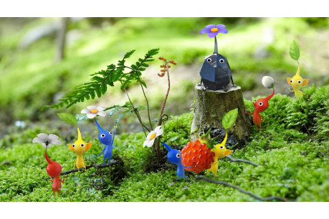 pikmin, Video Games, Nintendo Wallpapers HD / Desktop and ...