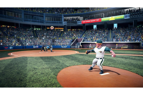 Baseball Games for PC [Best 4 List Major League]