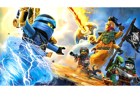 Games Ninjago Skybound Part 1 - YouTube