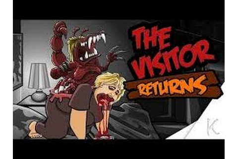 The visitor returns:Alien Worm - YouTube