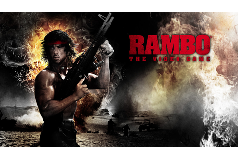 Rambo® The Video Game Game | PS3 - PlayStation