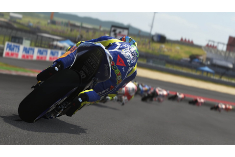 Valentino Rossi: The Game (PlayStation 4) Review - Page 1 ...