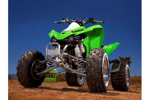 Kawasaki KFX450R | Atv, Towing, Light trailer