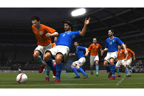Pro Evolution Soccer PES 2009 - Tai game | Download game ...