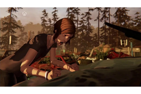 Life Is Strange: Before the Storm Announcement Trailer ...