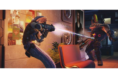 New XCOM Game Chimera Squad Coming To PC, And It's ...