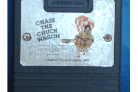 Chase the Chuck Wagon, make me an offer!--Sold! - Buy ...