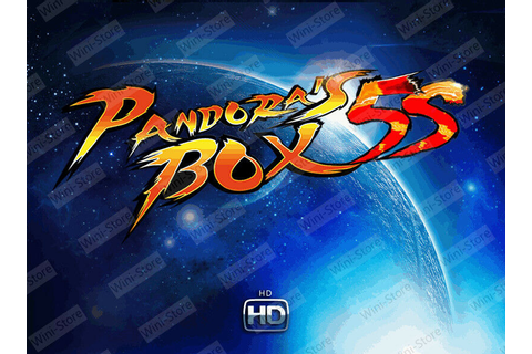 New Pandora Box 800 in 1 Jamma Arcade Video Games Free ...