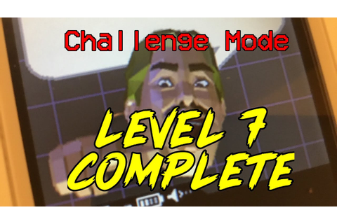 LEVEL 7 COMPLETE (Challenge Mode) - Brain Age Express ...