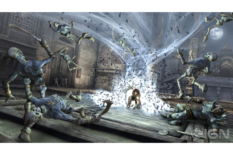 Gaming Social Networks: Prince of Persia: The Forgotten Sands
