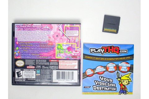 My Little Pony Pinkie Pie's Party game for Nintendo DS ...