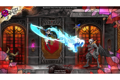 Watch IGA play an early build of Bloodstained: Ritual of ...