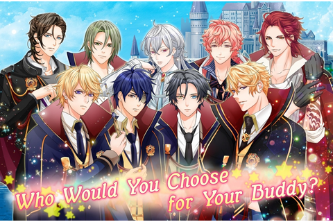Shall We Date? Wizardess Heart+ Review Free Otome Mobile ...