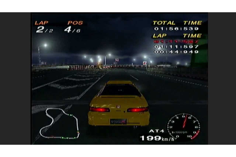 Driving Emotion Type-S Review for PlayStation 2 - Snake ...