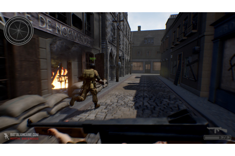 Battalion 1944 gamepad, Keyboard, Mouse not working