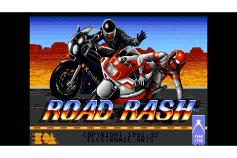 Road Rash 2 Rock/Metal cover (Sega Game Gear) - YouTube