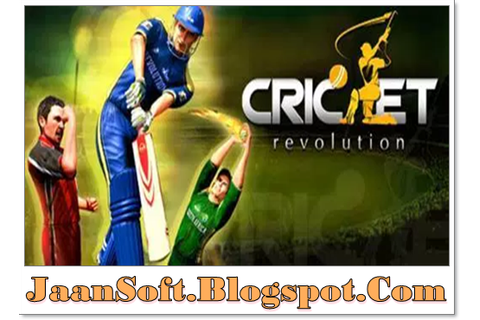 Cricket Revolution 2017 PC Game Free Download | JaanSoft ...