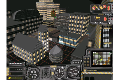 SimCopter (1996) - PC Review and Full Download | Old PC Gaming