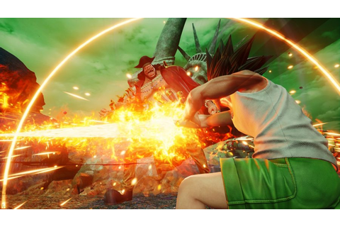 Jump Force challenges Dragon Ball FighterZ with hyper ...