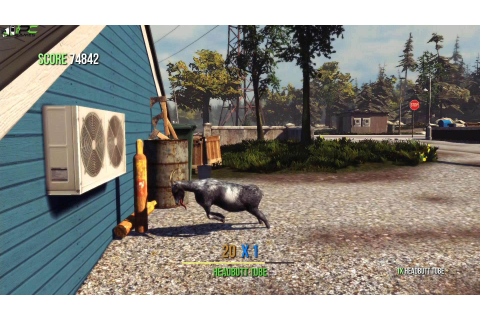Goat Simulator GOATY Edition V.1.5.585+ALL DLCs Highly ...