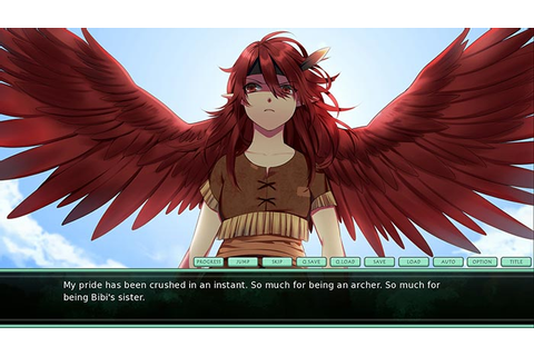 The Last Birdling PC review - A great visual novel - TGG