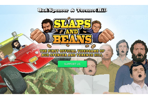 """Slaps and Beans"": Game mit Bud Spencer und Terence Hill ..."