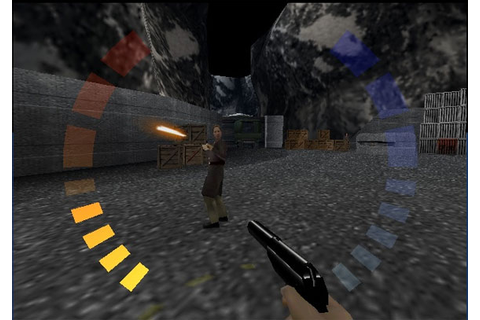 Re-PLAY: Goldeneye 007 (N64) - quiteenjoy
