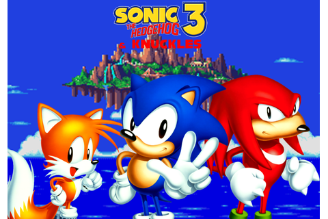 Sonic 3 & Knuckles - Scenome