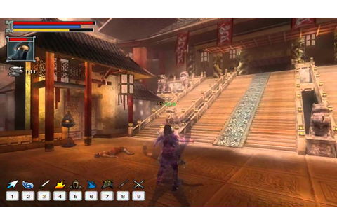 Jade Empire - Gameplay HD - YouTube