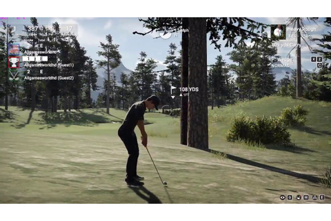 The Golf Club 2 Gameplay (No commentary, Sport games, PC ...