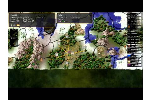 Dominion 4: Thrones of Ascension Walkthrough part 1 - YouTube