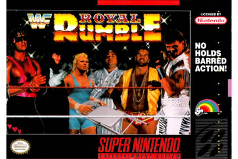 WWF Royal Rumble (1993 video game) - Wikipedia