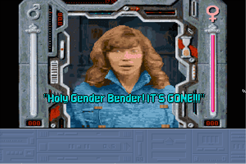Rex Nebular and the Cosmic Gender Bender - My Abandonware