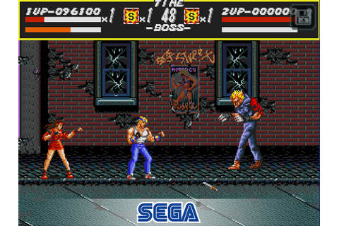 Streets of Rage Classic - Android Apps on Google Play